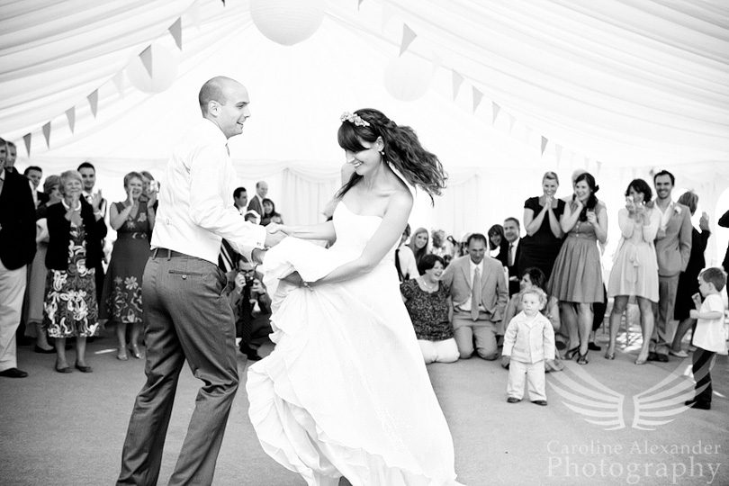 Gloucestershire Wedding Photographer barn dance 35