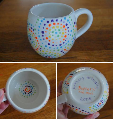 Dottery! The Mug