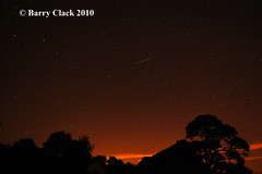 Meteor 5  Barry Clack 2010 (Bazza JC) Tags: sky night dark space swift tuttle oxfordshire meteor oxon witney perseid swifttuttle ox28