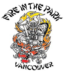 Fire In The Park logo