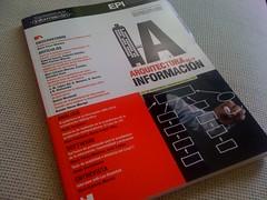 EPI especial Arquitectura de la Informacion (torresburriel) Tags: revista papel epi publicación