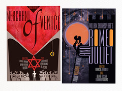 Theatrical posters (VLADIMIR... . . .) Tags: art illustration poster design artwork cover characterscharacterdesign
