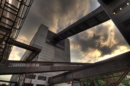Zollverein Exterior I