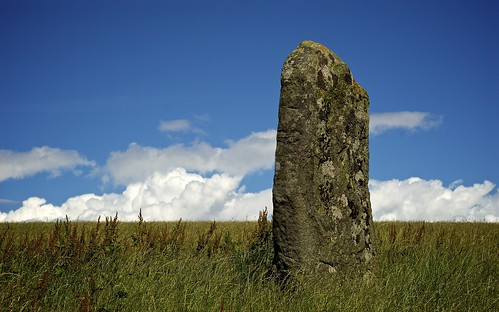 The Second Standing Stone