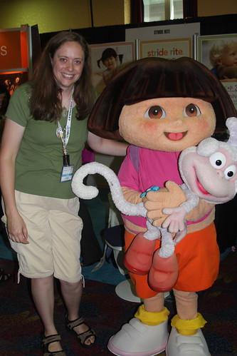 Me and Dora