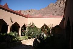 La Terrace des Delices - Auberge dans l'Oasis de Fint