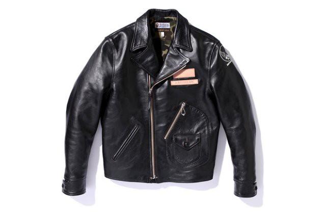 bape-bathing-ape-leather-jacket