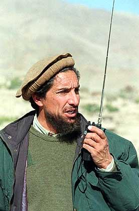 AFGHANISTAN-MASSOUD
