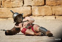 4-8399 (Tarraco Imatge Ars Dimicandi) Tags: gladiator gladiadores gladiador arsdimicandi tarracoimatge retrarius gladiateurtarragona