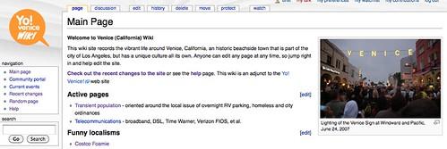Venice Wiki