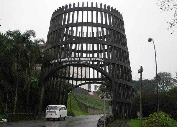 Bento Gonçalves - RS - Brazil