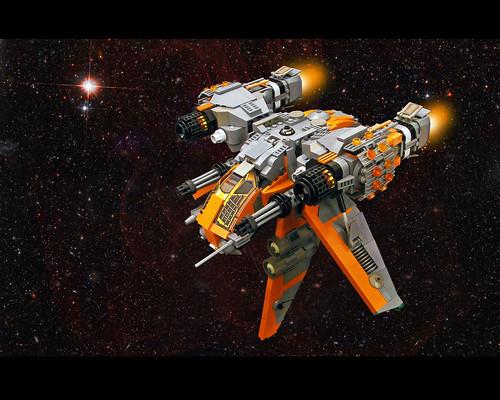 Stardust [Concept Art Oechsner Re:Edit]