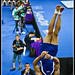 The 2010 Summer Youth Olympics - Men's Artistic Gymnastics Qualifying Round : Jesse Glenn (USA)