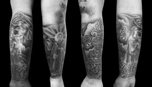 Lower Arm Sleeve