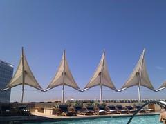 Omni Pool Deck, San Diego