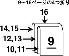 4つ折り9-16