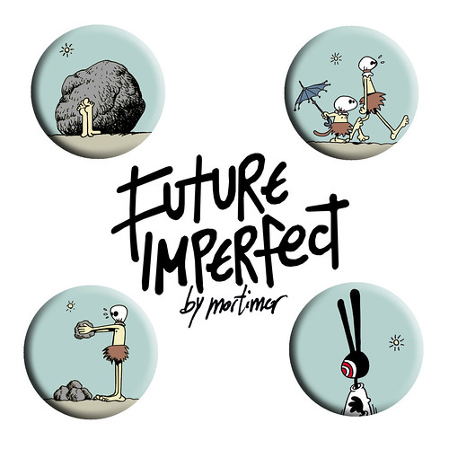 FUTURE IMPERFECT BADGES