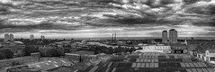 The Land of Methadonia (D.J. De La Vega) Tags: leica rooftop panoramic hdr x1 sunderland hendon