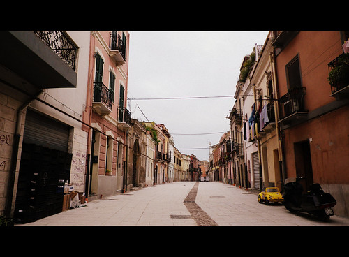 Calles italianas