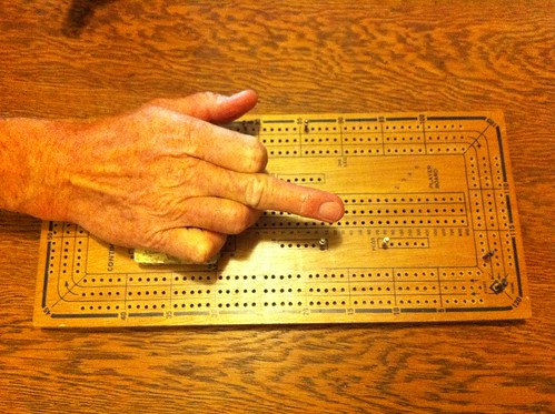 Cribbage and skunks