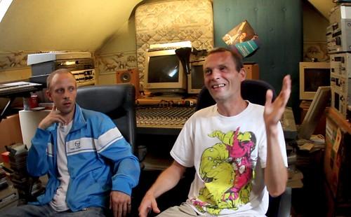 Benny Ill and Jay King