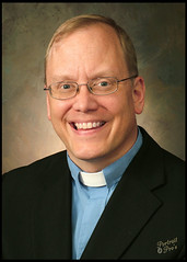 Daniel Ostercamp, Pastor of St. John's Lutheran Church in Webster, South Dakota