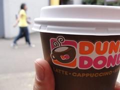 Coffeeeeeee (Jamie Muller) Tags: coffee latte cappuccino dunkindonunts