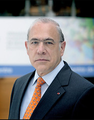 Angel Gurría, Secretary-General of the OECD