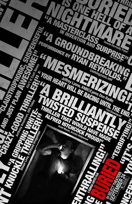 Buried 2010 Movie Poster #2