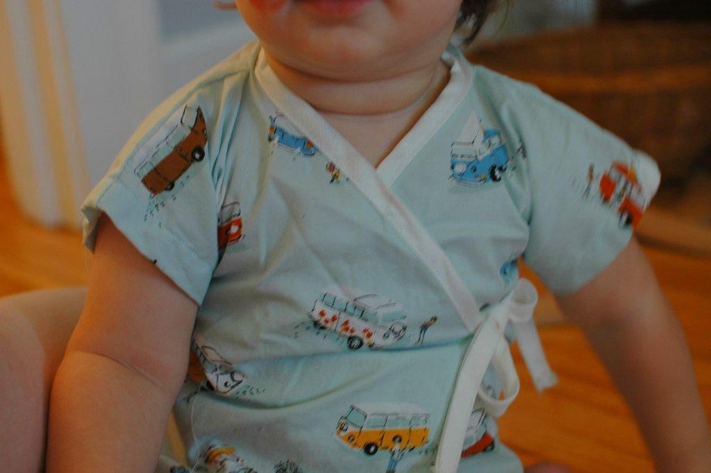 Angel:  Baby Kimono from Habitual
