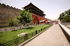 Forbidden City Walls 6 (David OMalley) Tags: china city red beauty architecture capital chinese beijing palace forbidden empire imperial  forbiddencity dynasty emperor  grandeur  verbotenestadt citinterdite    verbodenstad cidadeproibida cittproibita yasakehir chineseempire    ipinagbabawalnalungsod cmthnhph