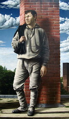 Pyke Koch: The chimney sweep, 1944 (tvbrt) Tags: netherlands denhaag gemeentemuseum thehague 2010 oiloncanvas pykekoch