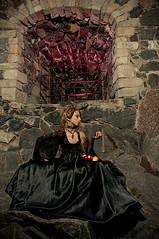 (mrksaari) Tags: portrait finland helsinki witch d300 profoto strobist sb900 2470mmf28g acuteb