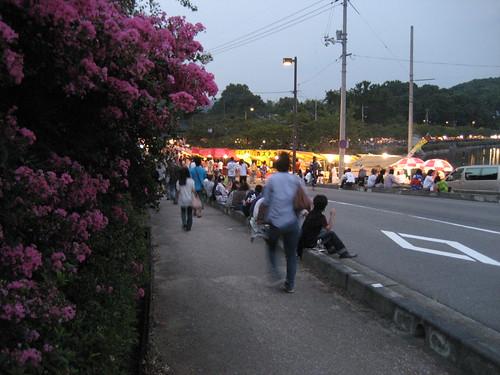 庄原 花火大会 画像3
