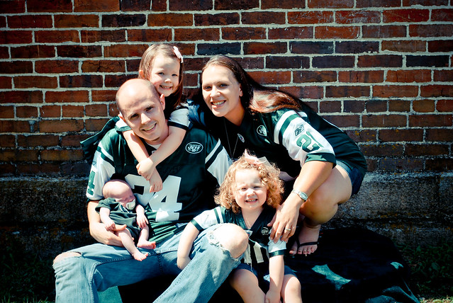 Family of FIVE!!  Awesome!  08/22/10