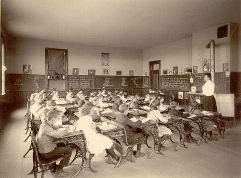 20100823 Historical Classroom