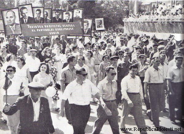 23 august 1956 - Ploiesti