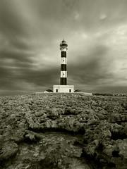 EL far del Cap d'Artrux (Jordi Domenech) Tags: sea lighthouse faro mar nubes far menorca lighthousetrek