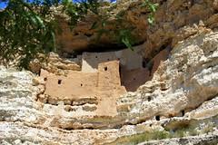 Montezuma's Castle (andwhatsnext) Tags: arizona ruins sedona hills nativeamerican montezuma dwelling