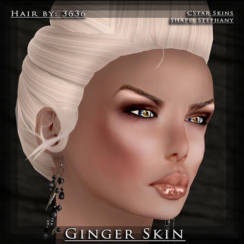 .::CStar::. Ginger Skin