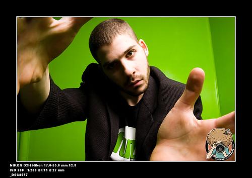 Jared Polin Self Portrait