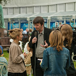Interviewing Ian Rankin