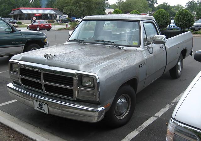 truck nc north pickup 150 1993 carolina dodge 1991 ram ncnick