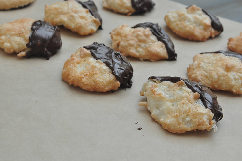 Swiss Coconut Macaroons