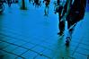 L'instant présent (ale2000) Tags: street blue people amsterdam headless lomo lca xpro gente blind kodak squares blu crossprocess candid tiles stick 100 quadrato cieco mattonelle e100g bastone senzatesta linstantprésent azanvour