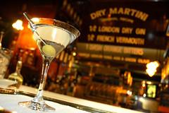 Из Мартинеза коктейль был переименован в Мартини, а далее - он стал...