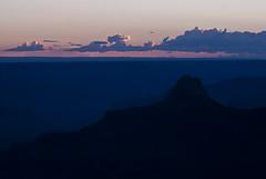 Sunset at North Rim