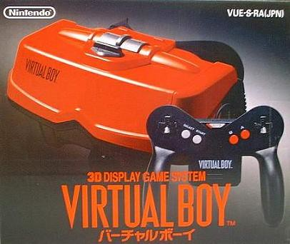 Virtual Boy Jap