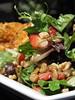 Seasonal Strawberry Salad (thehealthyirishman) Tags: summer food cooking salad healthy fresh vegetarian thehealthyirishman gavanmurphy gmofreeworld