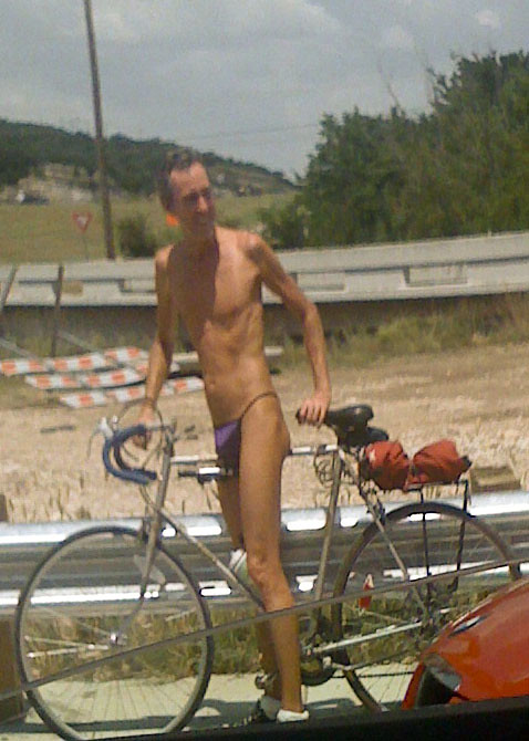 Nudist austin tx